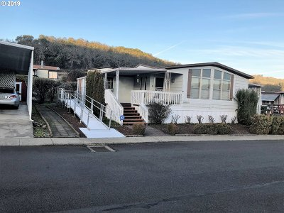 Roseburg Single Family Home For Sale: 505 Shadow Ranch Ln