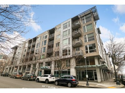 Condo/Townhouse For Sale: 1125 NW 9th Ave #219