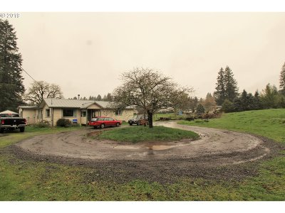 Single Family Home For Sale: 18735 SE Bakers Ferry Rd