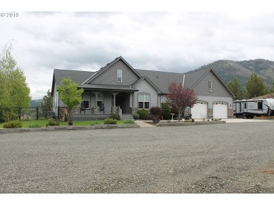 Grant County Single Family Home For Sale: 222 Cougar Ridge Rd
