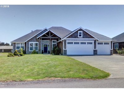 Gearhart Single Family Home For Sale: 4649 Sheridan Dr