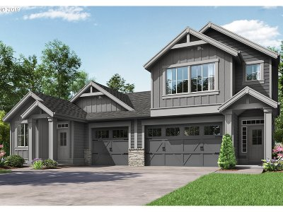 Hillsboro Single Family Home For Sale: 5999 SE Damask St #Lot 7