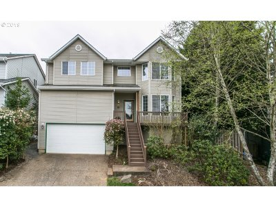 Tigard Single Family Home For Sale: 12522 SW Quail Creek Ln