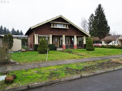 Stayton Single Family Home For Sale: 716 E Jefferson St