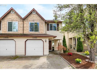 Single Family Home For Sale: 15982 SW Roth Dr