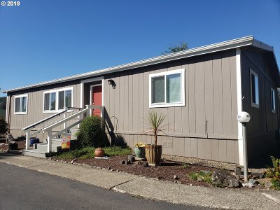 Tualatin Single Family Home For Sale: 18485 SW Pacific Dr #20