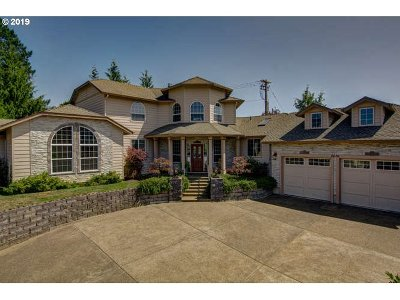 Mcminnville Single Family Home For Sale: 2616 NW Mt Ashland Dr