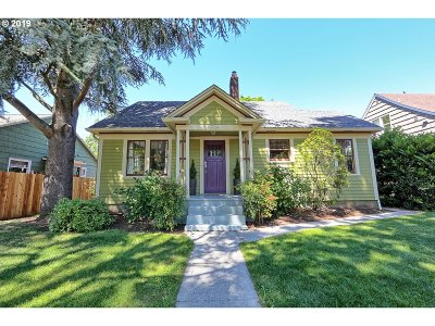 Clark County Single Family Home For Sale: 1904 F St