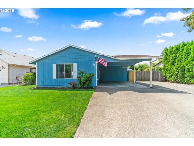 Canby Single Family Home Sold: 651 N Knott St
