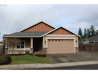 Estacada Single Family Home For Sale: 1391 SE Regan Hill Loop