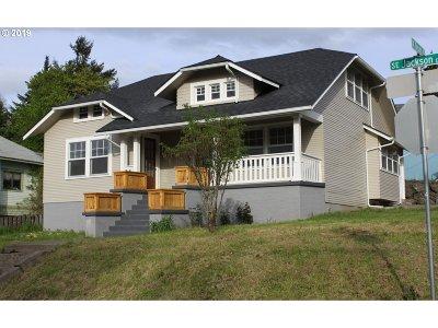 Roseburg Single Family Home For Sale: 1161 SE Jackson St