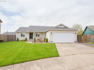 Eugene Single Family Home For Sale: 1268 Peets Ct