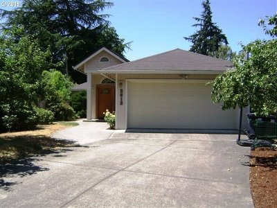 Eugene Single Family Home For Sale: 2012 Villard St