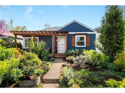 Single Family Home For Sale: 5316 NE 38th Ave