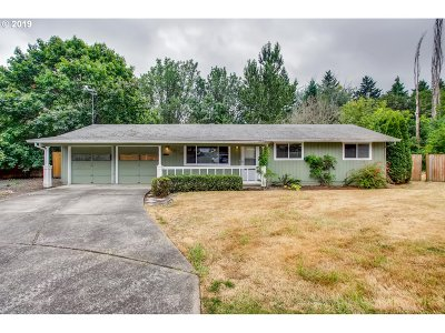 Beaverton Single Family Home For Sale: 4875 SW 195th Ct