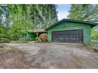 Camas Single Family Home For Sale: 4001 SE Crown Rd