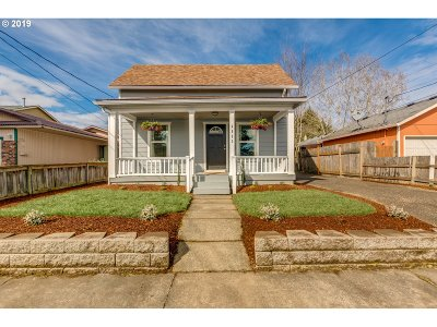 Single Family Home For Sale: 6023 SE 88th Ave