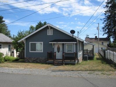 Brookings Single Family Home For Sale: 519 Pine St