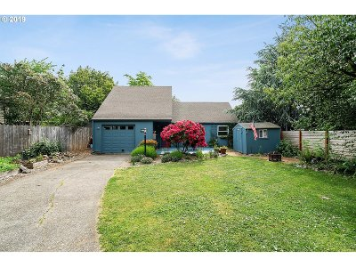 Portland Single Family Home For Sale: 3216 NE 79th Ave