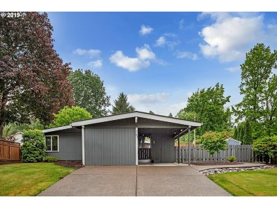 Single Family Home For Sale: 60 SW 93rd Ave
