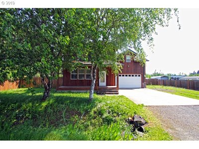 Cottage Grove, Creswell Single Family Home For Sale: 32356 Roosevelt Ave