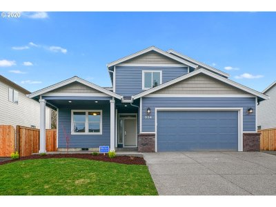 Keizer Single Family Home For Sale: Claggett St NE #Lot 2