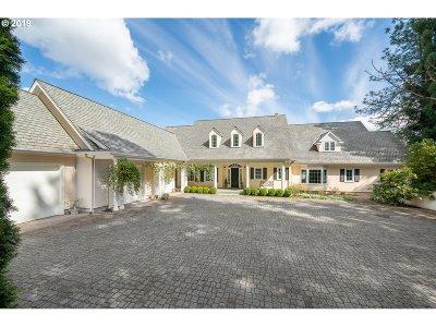 Hillsboro Single Family Home For Sale: 33834 SW Laurel Rd