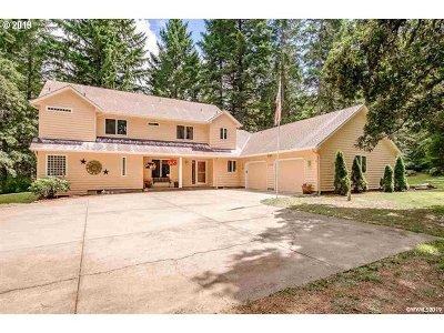 Lebanon Single Family Home Bumpable Buyer: 32444 Hidden Valley Rd
