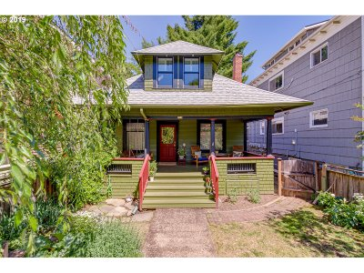 Single Family Home For Sale: 710 SE 34th Ave