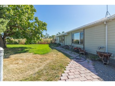 Hermiston Single Family Home For Sale: 29928 Stanfield Meadows Rd
