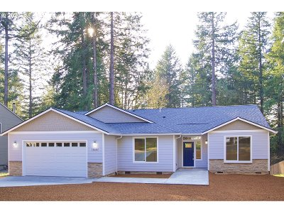 Oregon City Single Family Home For Sale: 18657 S Terry Michael Dr