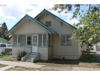 Baker County Single Family Home For Sale: 2235 4th St