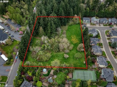 Tigard Residential Lots & Land For Sale: 15050 SW 109th Ave