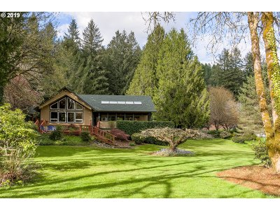 Single Family Home For Sale: 45542 S Gate Creek Rd
