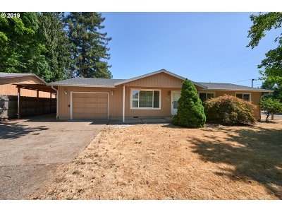 Newberg, Dundee, Lafayette Single Family Home For Sale: 424 S Lincoln St
