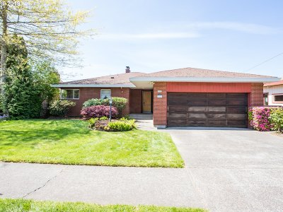Single Family Home For Sale: 6909 SW 11th Dr