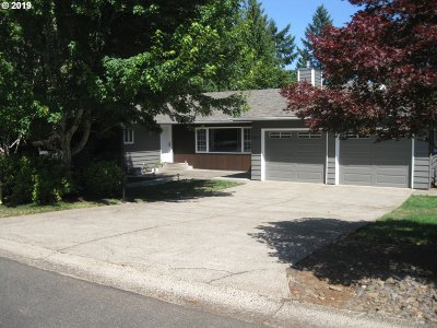 Oregon City Single Family Home For Sale: 20270 Danny Ct