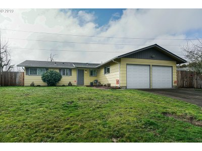 Albany Single Family Home For Sale: 654 38th Ave SE