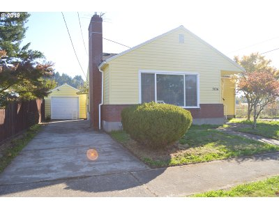 Portland Single Family Home For Sale: 3104 NE 84th Ave