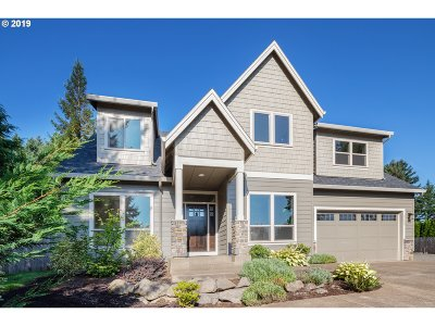 Tigard Single Family Home For Sale: 9190 SW Edgewood St