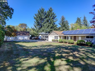 Beaverton Single Family Home For Sale: 9775 SW Denney Rd