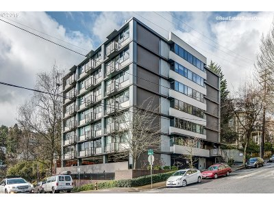 Portland Condo/Townhouse For Sale: 2020 SW Main St #405