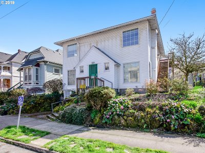 Portland Multi Family Home For Sale: 2364 NW Northrup St