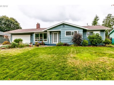 Eugene Single Family Home For Sale: 1016 Archie St