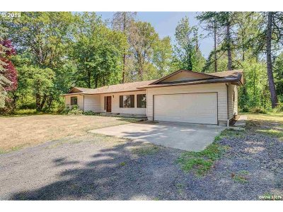 Stayton Single Family Home For Sale: 21376 Ferry Rd SE