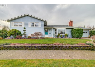 Keizer Single Family Home For Sale: 6189 14th Ave NE