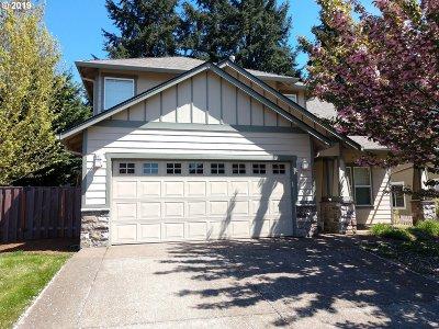 Salem Single Family Home For Sale: 5726 Yvonne Ct SE