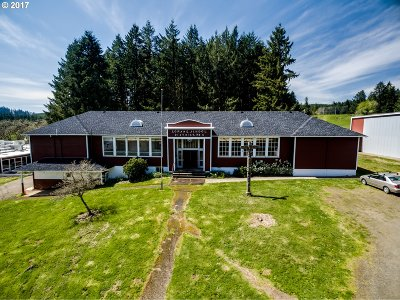 Eugene Single Family Home For Sale: 80304 Old Lorane Rd