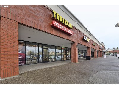 Wilsonville, Canby, Aurora Commercial For Sale: 1477 SE 1st Ave