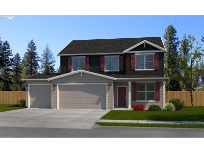 Happy Valley Single Family Home For Sale: 10681 SE Black Tail Rd #Lot2